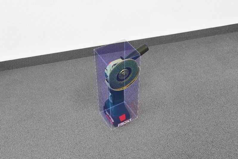 Bezugsquader Sound Intensity App HoloMetrix GmbH
